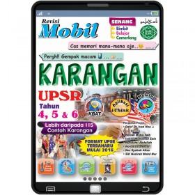 UPSR REVISI MOBIL SK KARANGAN