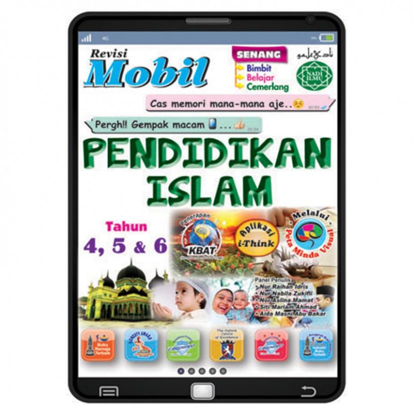 UPSR P4-6 REVISI MOBIL SK P ISLAM