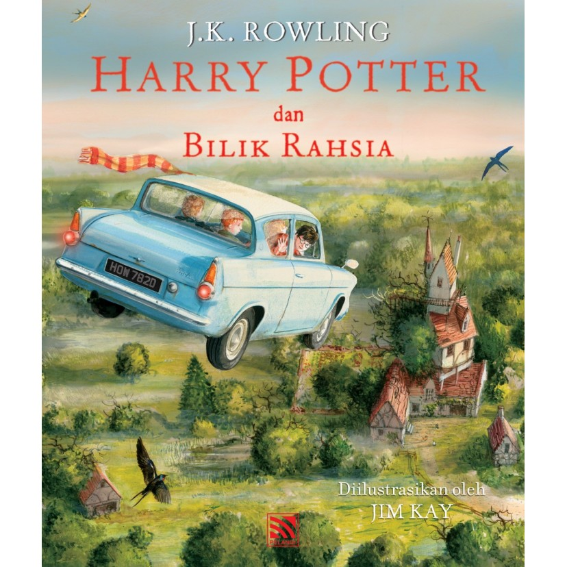 Harry Potter dan Bilik Rahsia