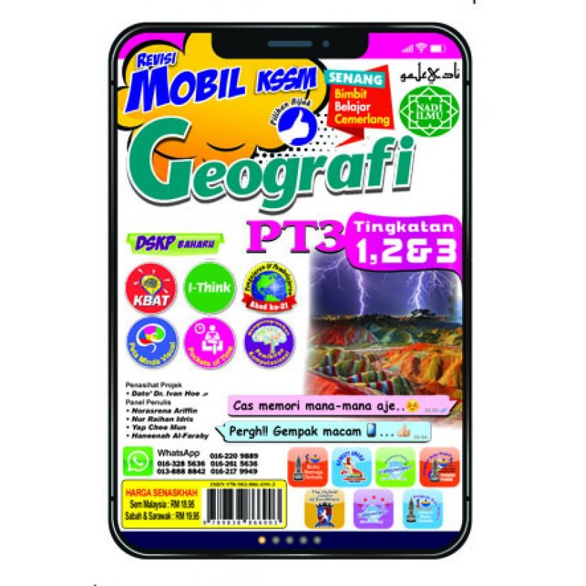 TINGKATAN 1-3 REVISI MOBIL PT3 GEOGRAFI