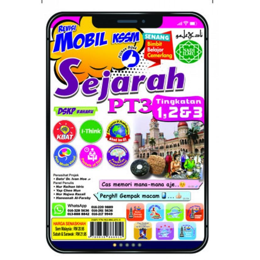 TINGKATAN 1-3 REVISI MOBIL PT3 SEJARAH