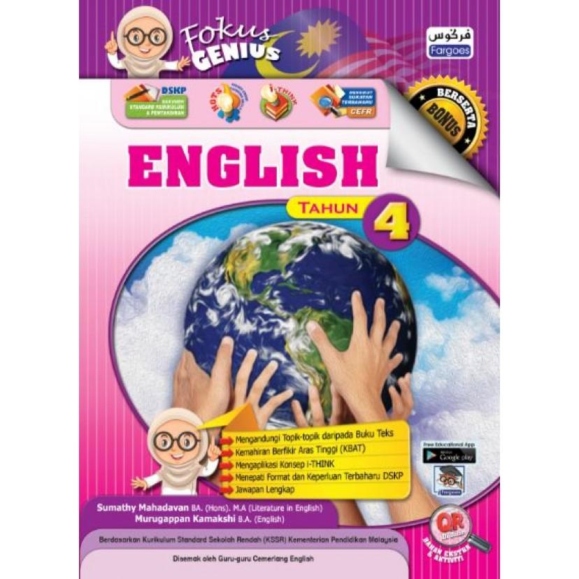Fokus Genius English (Tahun 4)