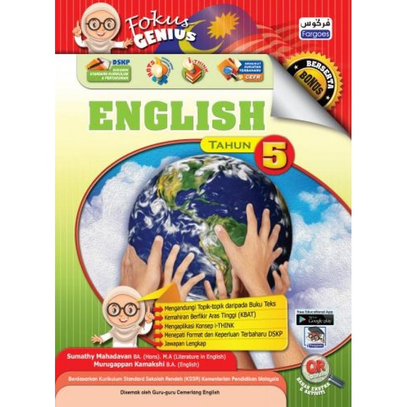 Fokus Genius English (Tahun 5)