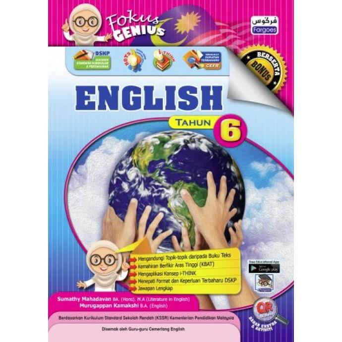 Fokus Genius English (Tahun 6)
