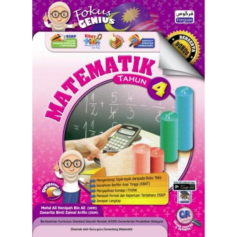Fokus Genius Matematik (Tahun 4)