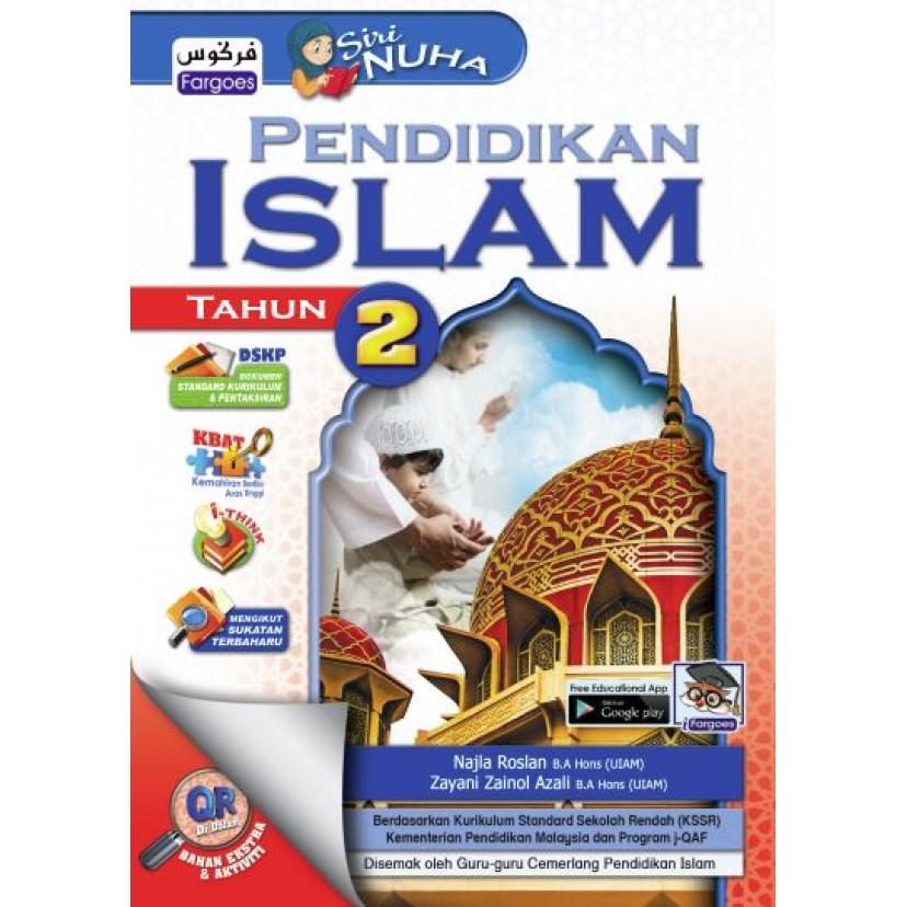 Siri Nuha Pendidikan Islam (Tahun 2)