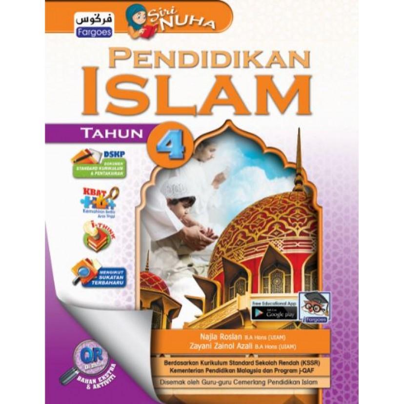 Siri Nuha Pendidikan Islam (Tahun 4)