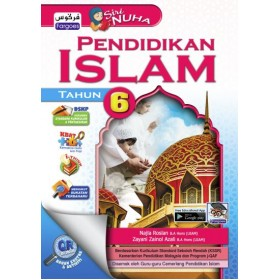 Siri Nuha Pendidikan Islam (Tahun 6)